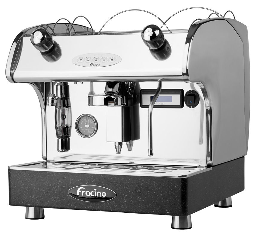 fracino romano coffee machine elect 1 group coffitascoffitas. Black Bedroom Furniture Sets. Home Design Ideas
