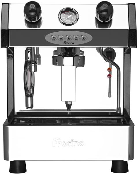 fracino little gem coffee machine coffitascoffitas. Black Bedroom Furniture Sets. Home Design Ideas