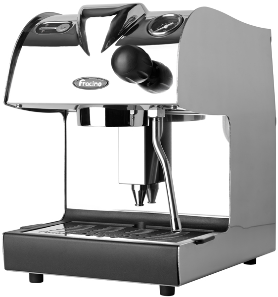 fracino piccino domestic coffee machine polished stainless steel coffitascoffitas. Black Bedroom Furniture Sets. Home Design Ideas