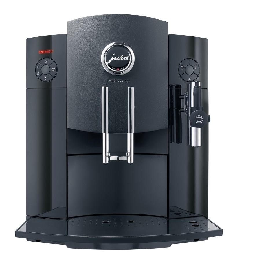 jura impressa c9 automatic coffee machine coffitascoffitas. Black Bedroom Furniture Sets. Home Design Ideas